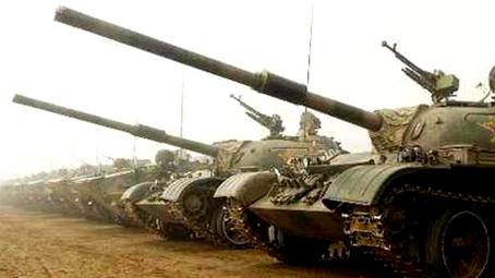 伊朗军队将接收大批国产坦克