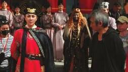 《四大天王》将映 徐克:让观众越来越了解狄仁杰