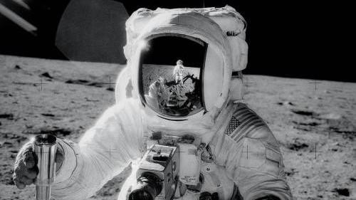 人类登月49周年:月球仍在那里,我们何日再去?(图)