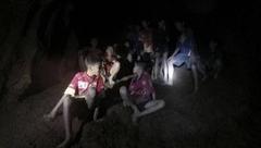 """泰官员谴责西媒私自采访""""洞穴男孩"""":不顾当事人利益"""