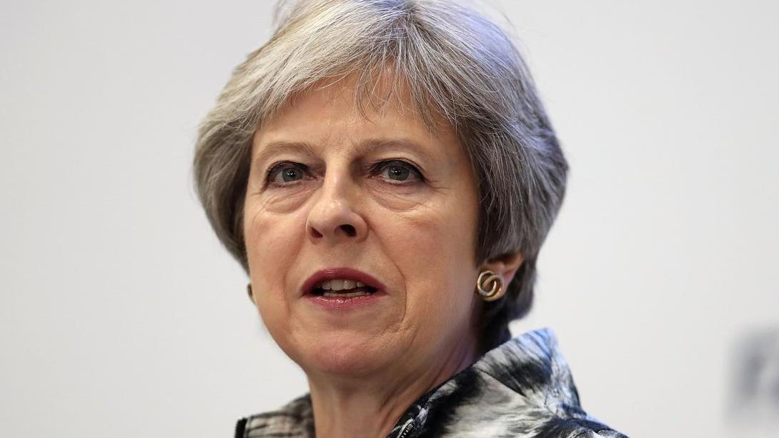 英国民众压倒性反对特雷莎政府脱欧计划