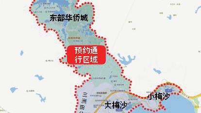 深圳东部景区周末及假日需预约通行 每天各4万配额