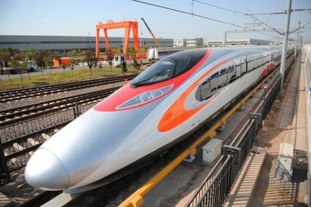 广深港高铁香港段预计9月通车,购票可用多种电子支付方式