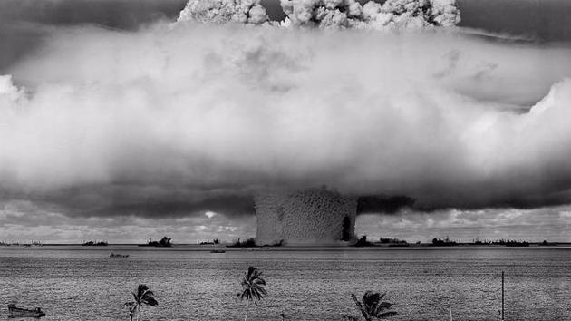 核弹爆炸可以用于拯救环境灾难?并非没有先例