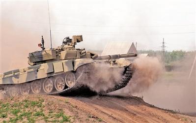 """""""弃美投俄"""":伊拉克为何相中T-90"""