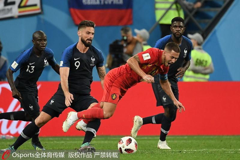 德尚:为法国队自豪 复制1998年夺冠