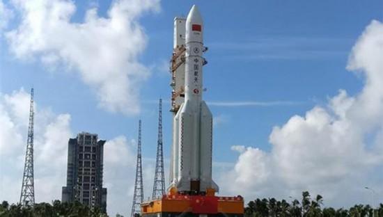 """""""胖五""""、""""嫦娥""""登场 中国航天发射""""大戏""""来了"""