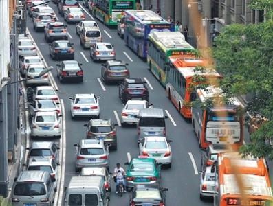 日均堵车超4.5小时 广州头号堵点为何是沿江西路?