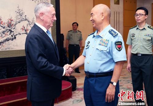 """中美军事关系:从增进战略互信到防止""""真打起来"""""""