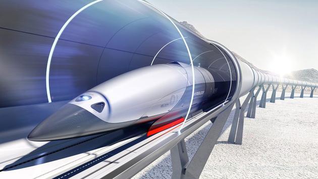 两美国超级高铁公司获中国投资 贵州线路将开始建设
