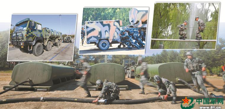 从油料保障模式变化感受练兵备战节奏