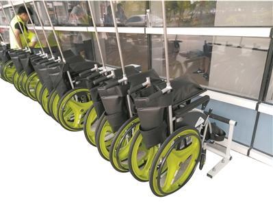 """""""共享经济""""多样化:共享轮椅入院 患者医院双赢?"""