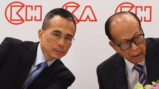 长江和记24.5亿欧元买断意大利电信巨头Wind Tre股份