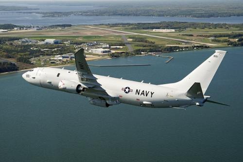 新西兰重金采购P8A反潜机 专家:对中国潜艇威胁大