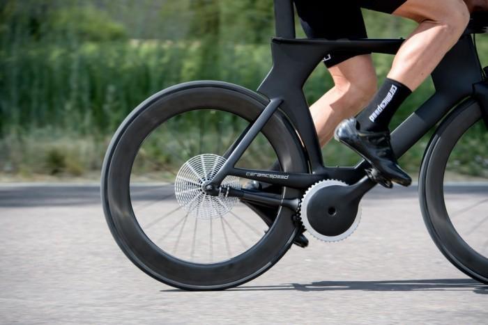 """世界上最高效的""""自行车传动系统亮相"""