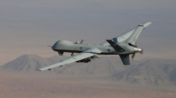 美空军遭黑客攻击 丢失极具杀伤力无人机敏感信息