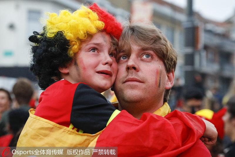 马丁内斯:比利时很失望 全力争取第三名