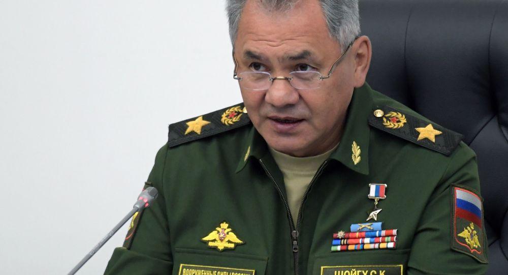 俄防长:东方战略演习将史无前例 中国军队参演
