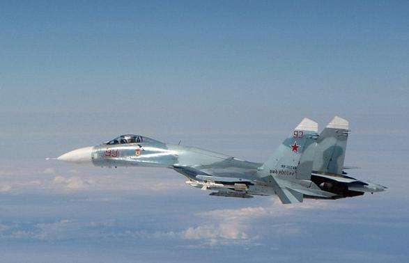 北约战机波罗的海上空误射空对空导弹