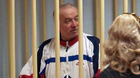 """英国或要求俄引渡""""投毒""""嫌疑人"""