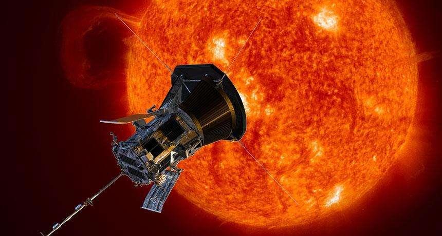 NASA探测器11日升空 将以最近距离揭开太阳神秘面纱