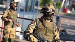埃及安全部队在西奈半岛打死12名极端分子