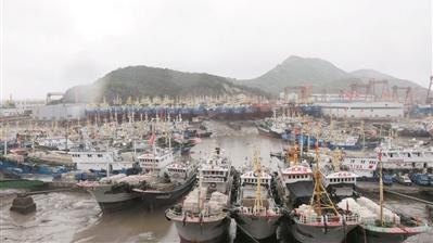 今年第16号台风生成已对广东造成严重影响 琼州海峡全线停航