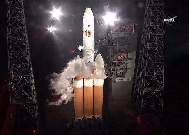 距发射不到2分钟 美航天局因故障推迟探日任务