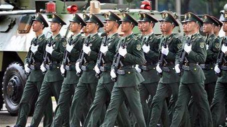 驻香港部队组织陆海空联合反恐演练 强化联合制胜
