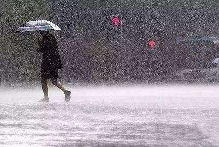 今明有大到暴雨 街坊须小心