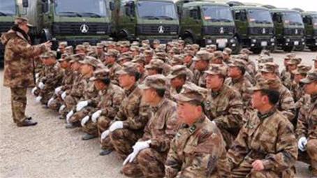 陆军青藏兵站部常态化开展心理服务工作