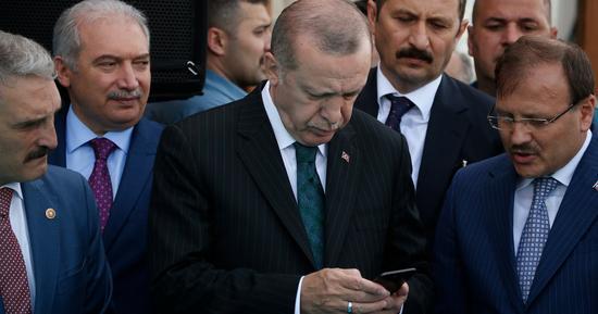 土耳其总统称将抵制美国电子产品