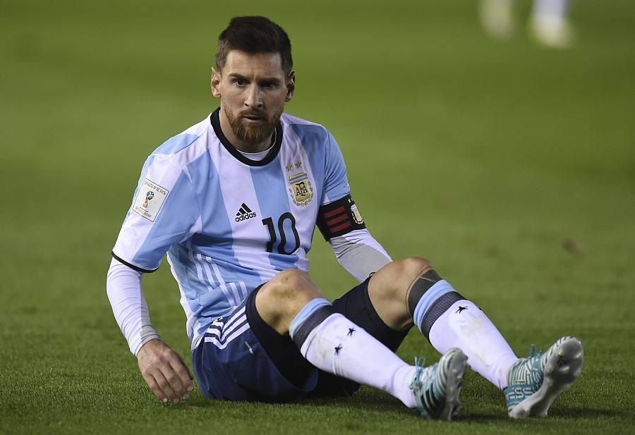 梅西暂时退出阿根廷国家队 确定主帅后再考虑回归