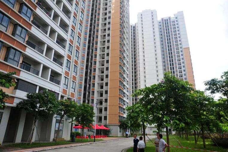 广州4943户家庭摇到了公租房 还想租房要等明年
