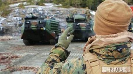 美军将扩大在挪威临时部署规模