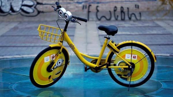 ofo将于8月底全面撤出西雅图 单车每辆3美元转卖