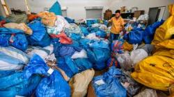 遭以色列扣留,巴勒斯坦人的10吨信件和包裹延迟8年才收到