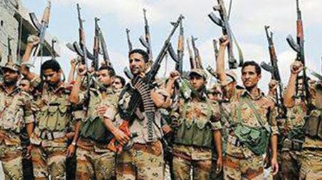"""""""派系""""斗争?也门亲政府武装火并 致死18人"""