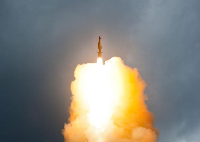 美研发新预警卫星 专家:对高超音速武器威胁大