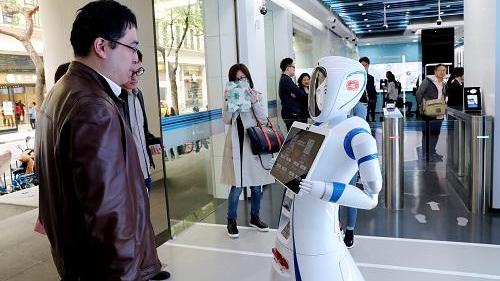 日媒称上海经济加速无人化:利用IT技术节省人力