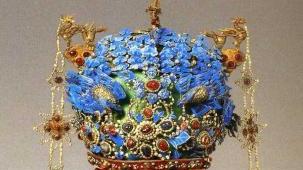 清代皇后的艺术与生活文物展在美国波士顿举行