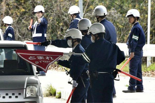 日本一嫌犯越狱一周仍未被抓获引恐慌