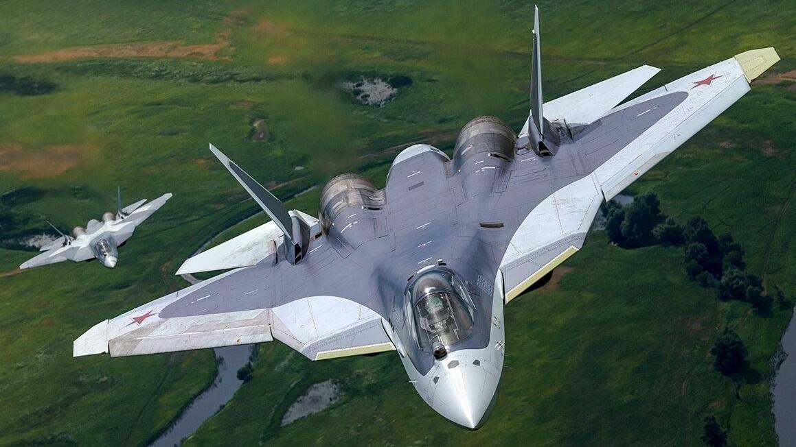 俄媒:俄空天部队将于明年接收首批12架苏57
