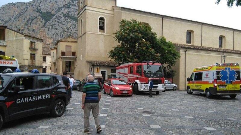 意大利暴雨引发洪水 造成至少8人死亡5人失踪