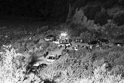 意大利南部峡谷暴雨引发山洪 致11死7伤4人失踪