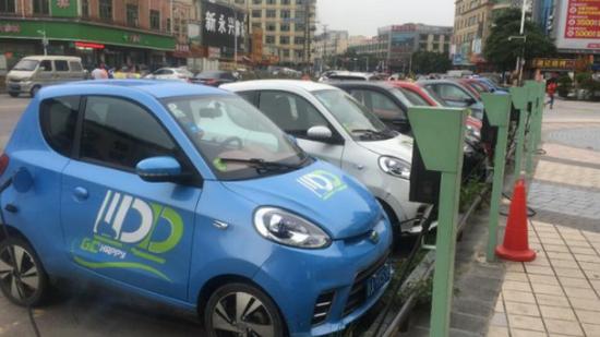 广州多名共享汽车用户投诉押金难退:客服电话无人接