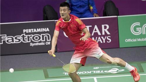 中国男羽3:1胜中国台北 将与印尼争冠军