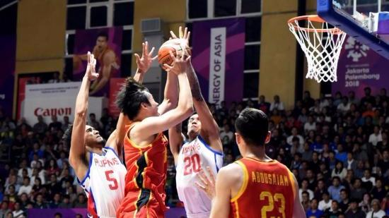 亚运会中国男篮艰难起步 夺冠之路布满荆棘