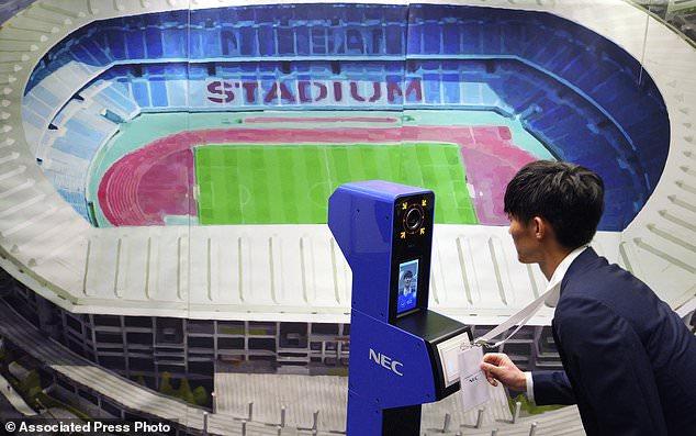 2020东京奥运会将采用面部识别系统 确保安保高效