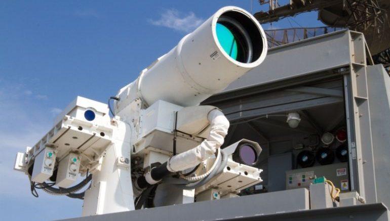 美海军披露三种新武器进度 欲让舰炮焕发第二春